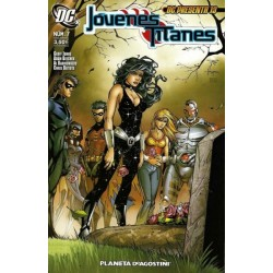 DC PRESENTA Nº 13 JÓVENES TITANES Nº 7