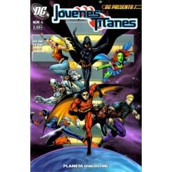 DC PRESENTA Nº 7 JÓVENES TITANES Nº 4