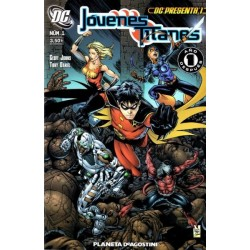 DC PRESENTA Nº 1 JÓVENES TITANES Nº 1