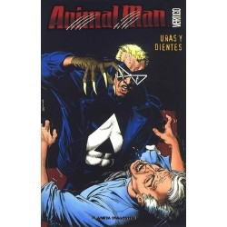 ANIMAL MAN: UÑAS Y DIENTES