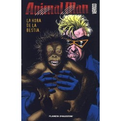 ANIMAL MAN: LA HORA DE LA BESTIA