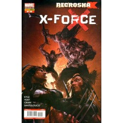 X-FORCE VOL.3 Nº 25