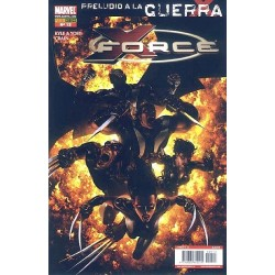 X-FORCE VOL.3 Nº 13