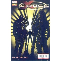 X-FORCE VOL.3 Nº 8