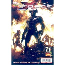 X-FORCE VOL.3 Nº 6