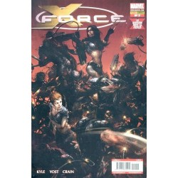 X-FORCE VOL.3 Nº 2