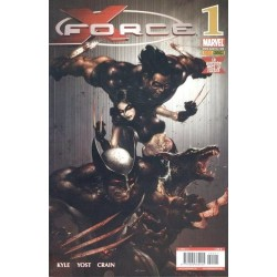 X-FORCE VOL.3 Nº 1