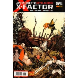 X-FACTOR VOL.1 Nº 53