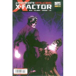 X-FACTOR VOL.1 Nº 52