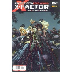 X-FACTOR VOL.1 Nº 51