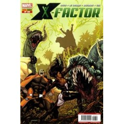X-FACTOR VOL.1 Nº 50