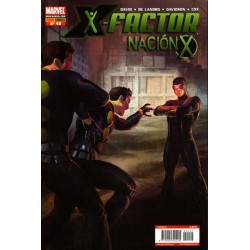 X-FACTOR VOL.1 Nº 49