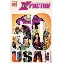 X-FACTOR VOL.1 Nº 46