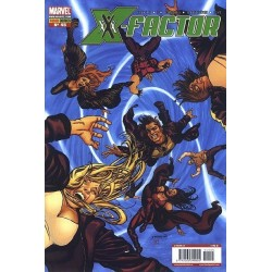 X-FACTOR VOL.1 Nº 45