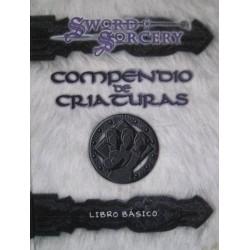 SWORD SORCERY: COMPENDIO DE CRIATURAS II. JAURÍA SINIESTRA