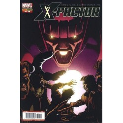 X-FACTOR VOL.1 Nº 38