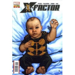X-FACTOR VOL.1 Nº 36
