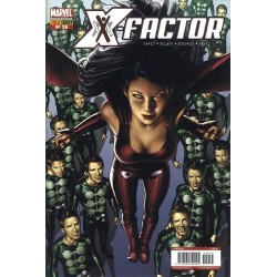 X-FACTOR VOL.1 Nº 35