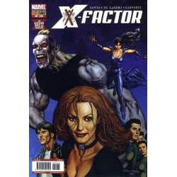 X-FACTOR VOL.1 Nº 28
