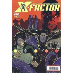 X-FACTOR VOL.1 Nº 9