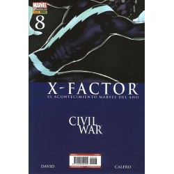X-FACTOR VOL.1 Nº 8