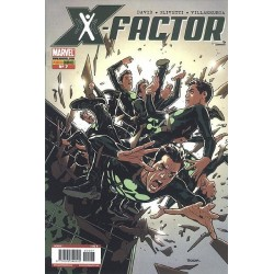 X-FACTOR VOL.1 Nº 7