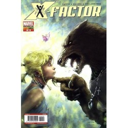 X-FACTOR VOL.1 Nº 6