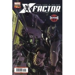 X-FACTOR VOL.1 Nº 4