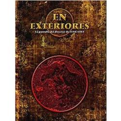 FENG SHUI: EN EXTERIORES. PANTALLA DEL DIRECTOR DE JUEGO