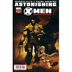 ASTONISHING X-MEN VOL.3 Nº 16