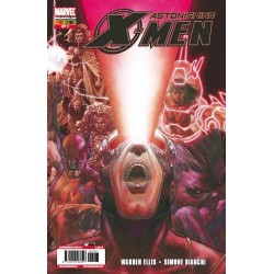 ASTONISHING X-MEN VOL.3 Nº 7