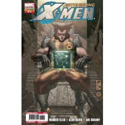 ASTONISHING X-MEN VOL.3 Nº 4