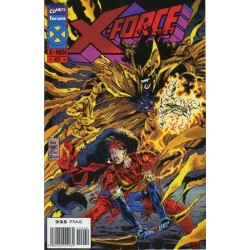 X-FORCE VOL.1 Nº 42