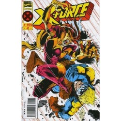 X-FORCE VOL.1 Nº 40