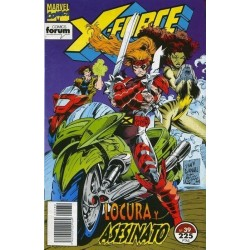 X-FORCE VOL.1 Nº 39