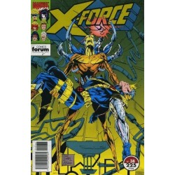 X-FORCE VOL.1 Nº 38