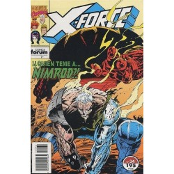 X-FORCE VOL.1 Nº 34