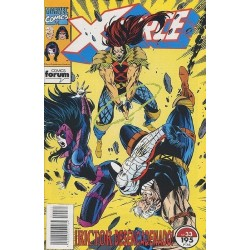 X-FORCE VOL.1 Nº 33