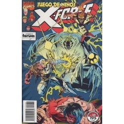 X-FORCE VOL.1 Nº 32