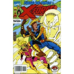 X-FORCE VOL.1 Nº 31
