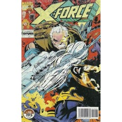 X-FORCE VOL.1 Nº 28