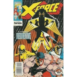 X-FORCE VOL.1 Nº 26
