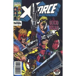 X-FORCE VOL.1 Nº 22