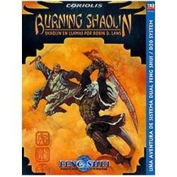 FENG SHUI: BURNING SHAOLIN