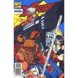 X-FORCE VOL.1 Nº 9