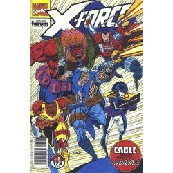 X-FORCE VOL.1 Nº 8