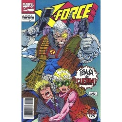 X-FORCE VOL.1 Nº 7