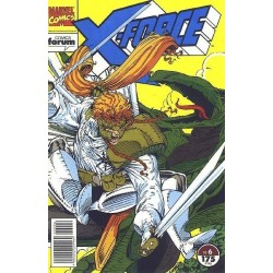 X-FORCE VOL.1 Nº 6