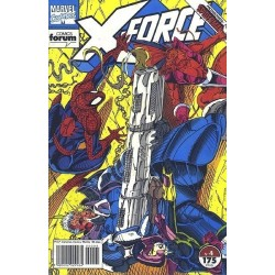 X-FORCE VOL.1 Nº 4