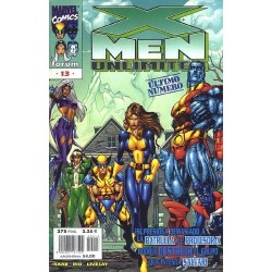 X-MEN UNLIMITED Nº 13